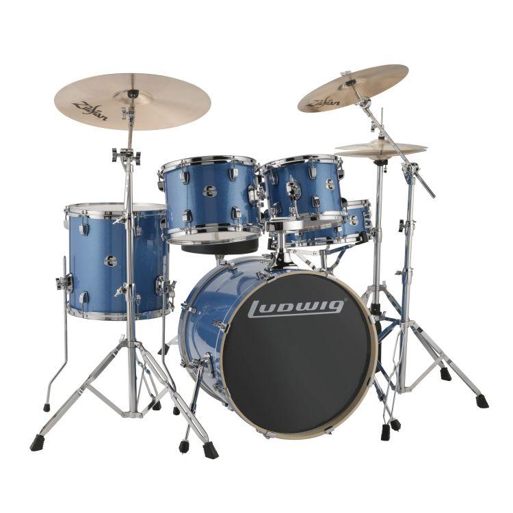 Akustisches Schlagzeug Ludwig