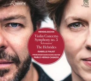 Violin Concerto/Symphony No. 5