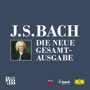 Bach 333 - Die neue Gesamtausgabe